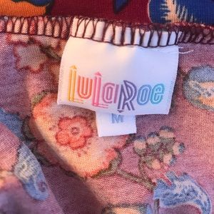 LuLaRoe Skirts - LuLaRoe Medium Floral Maxi Skirt NWOT